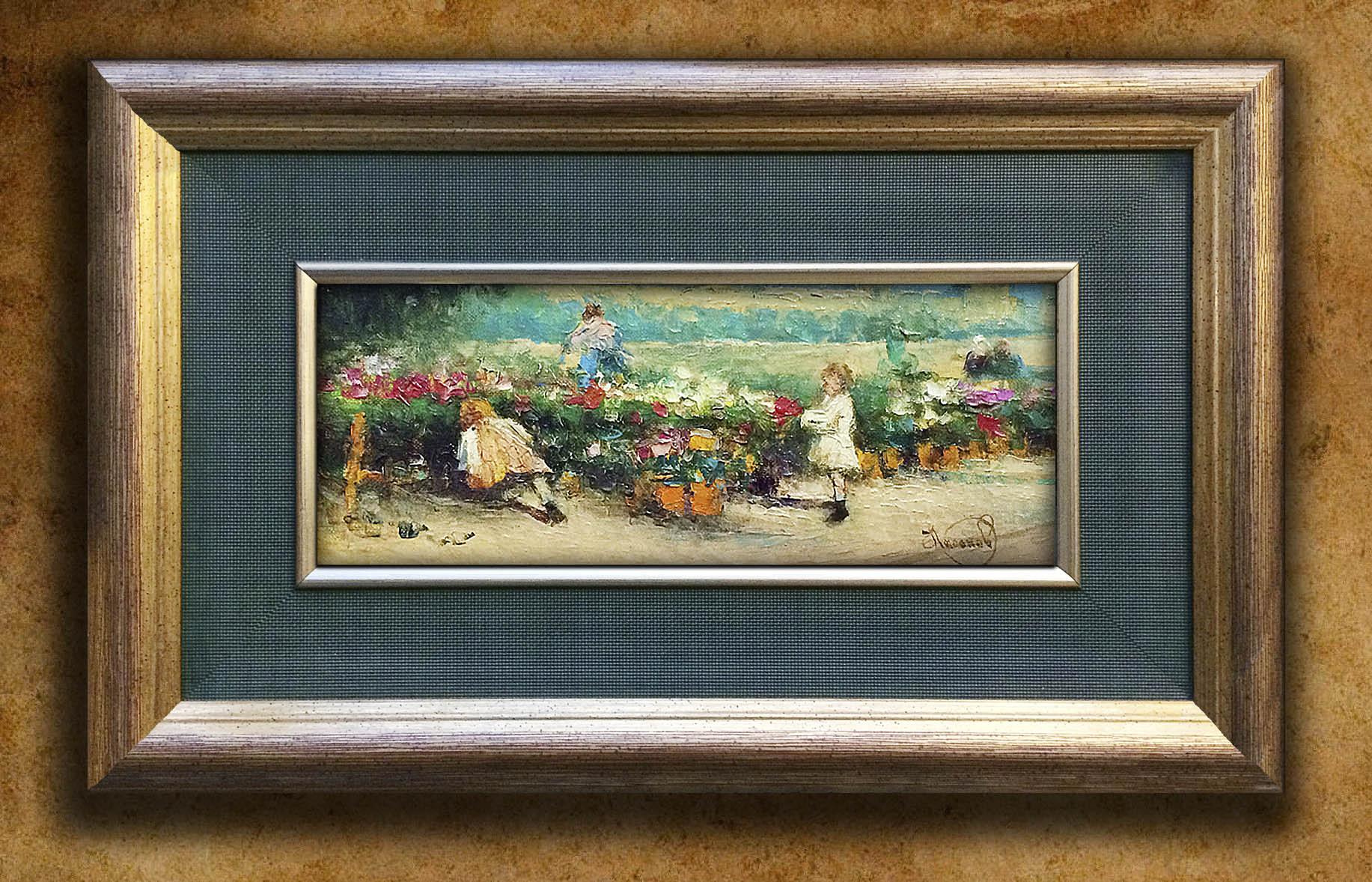 Цветочный рынок Насонов Владимир