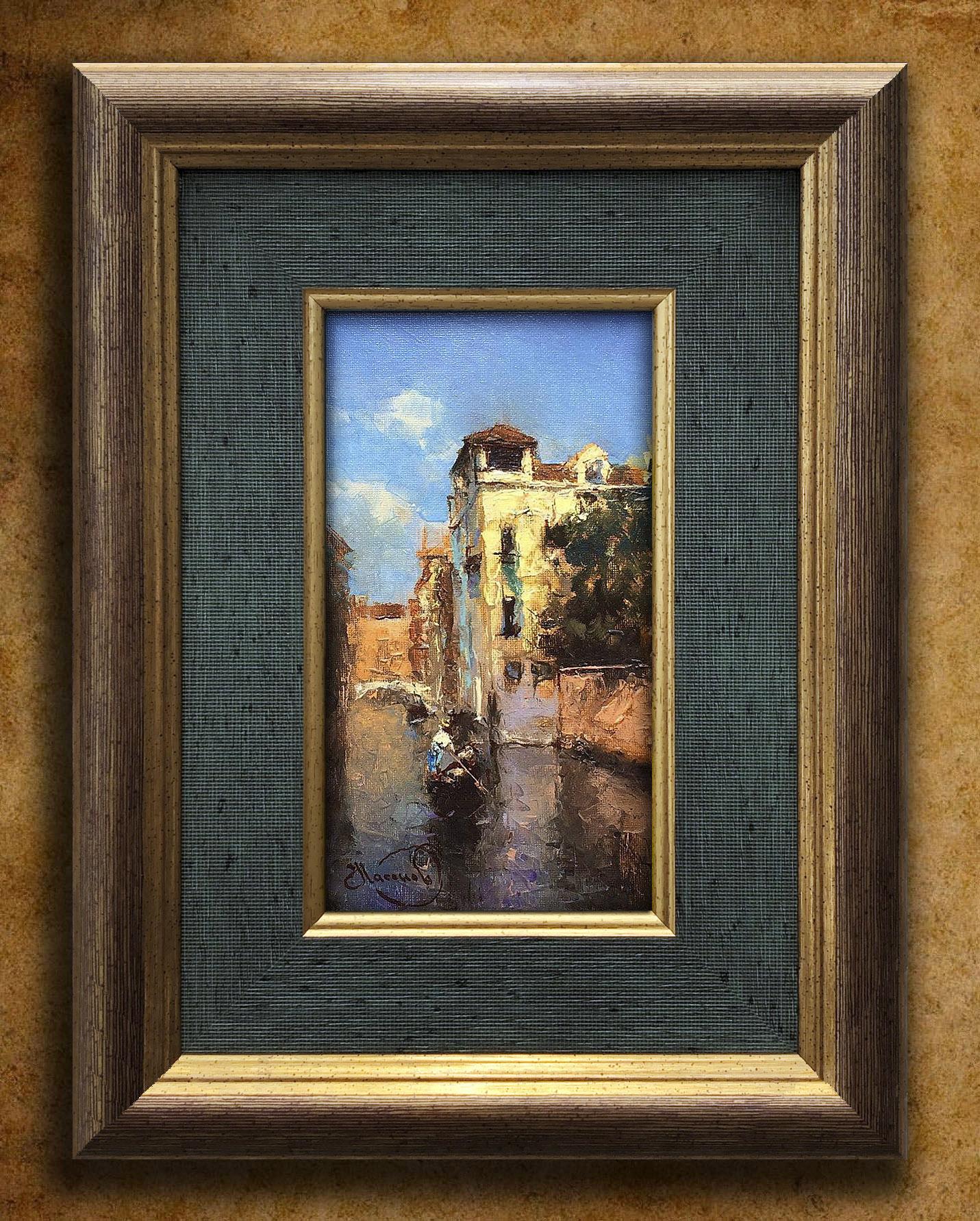 Голубое небо Венеции